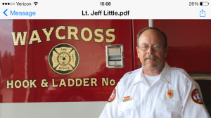 Lt. Jeff Little